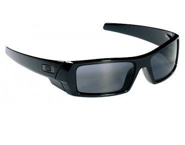 OAKLEY GASCAN polished black/grey
