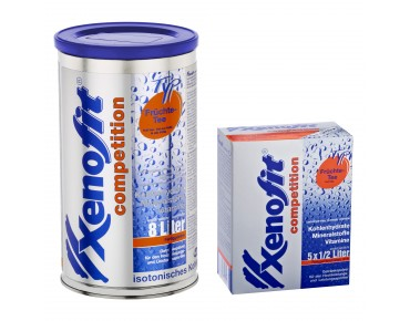 Xenofit competition drink powder fruit tea