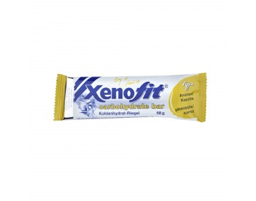 Xenofit carbohydrate bar pineapple/carrot