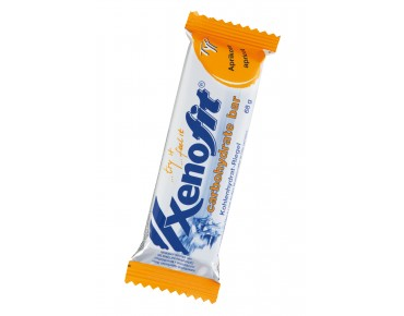 Xenofit® carbohydrate bar Aprikose