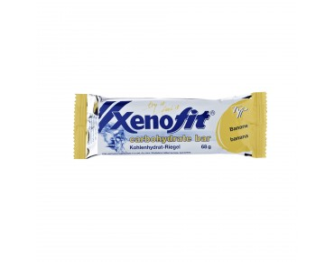 Xenofit carbohydrate bar banana