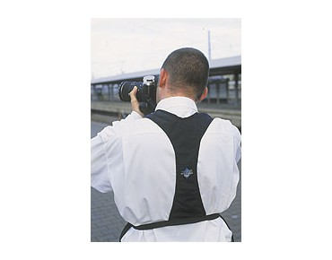 ORTLIEB carrying system for photo bags black