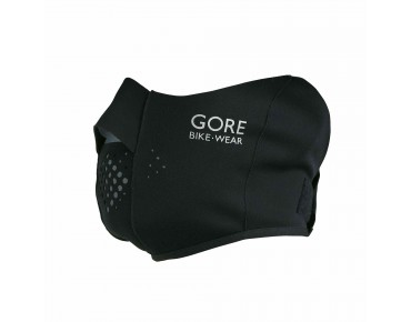 GORE BIKE WEAR WINDSTOPPER SOFT SHELL Gesichtswärmer black