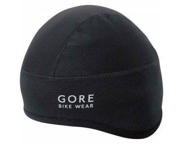 GORE BIKE WEAR UNIVERSAL WINDSTOPPER SOFT SHELL helmet cap II black