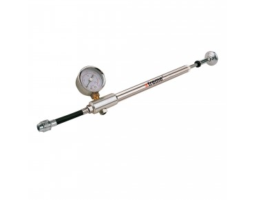 Xtreme Shock Blow - shock and suspension fork pump - silver
