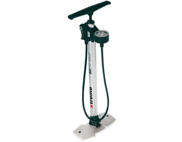 Xtreme Air jumper floor pump silber