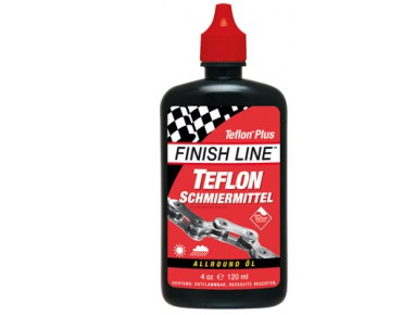 Finish Line Teflon Plus Teflon lubricant
