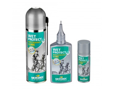 Motorex Wet Protect chain lubricant