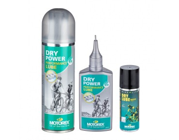 Motorex Dry Power Lube - lubrificante catena
