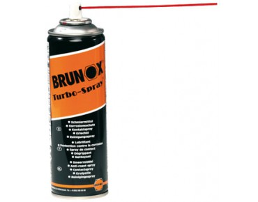 Brunox Turbo Spray lubricant