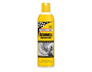 Finish Line Speed Clean quick degreaser