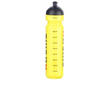 Xtreme 1 litre drinks bottle yellow