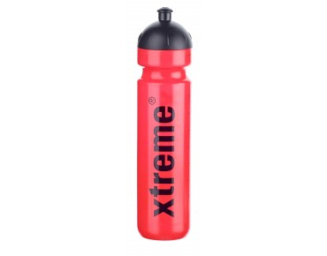 Xtreme 1 litre drinks bottle red