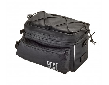 ROSE Easybag rack bag black