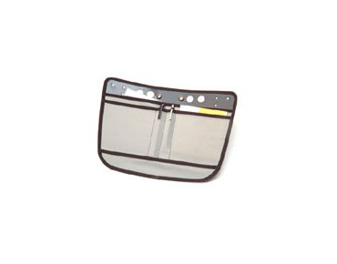 ORTLIEB Organizer for messenger bag grey