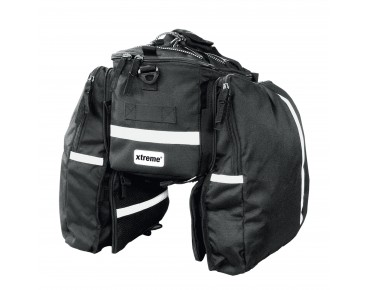 Xtreme easybag T1 rack bag black