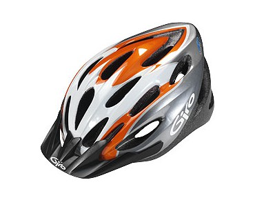 GIRO Sporthelm INDICATOR orange/titan