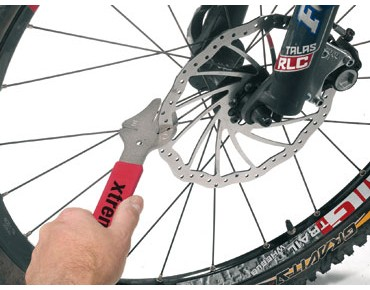 Xtreme brake disc alignment tool