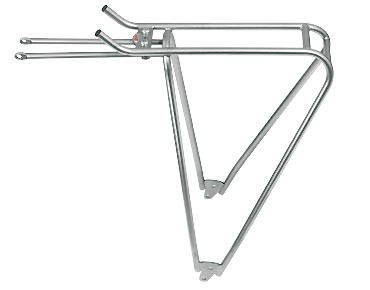 Tubus Airy rack titan-coloured