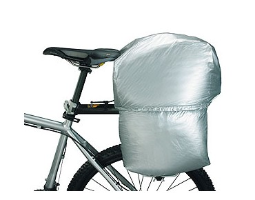 Topeak rain cover for MTX TrunkBags Tour silver
