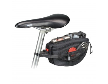 Rixen & Kaul CONTOURA seat post bag black