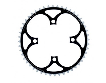 TA Chinook 9-fach chainring 48 teeth black/silver