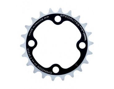 TA Chinook 9-speed chainring black/silver