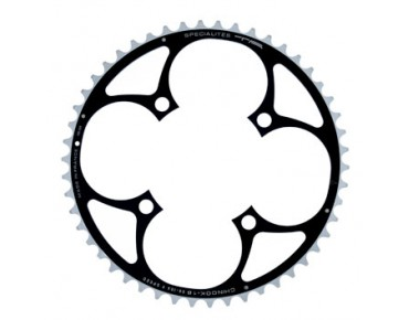 TA Chinook 9-speed chainring schw/sil.