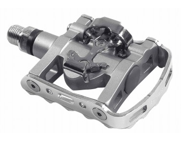 SHIMANO SPD PD-M324 pedals silver