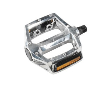 Wellgo Funstyle II pedals silver