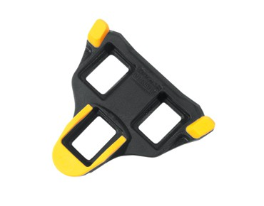 SHIMANO SPD-SL SH 11 cleats black/yellow