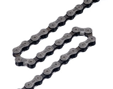 SHIMANO Tiagra/Deore CN-HG53 9-speed chain black/grey