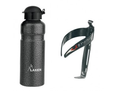ROSE Laken aluminium drink bottle + Xtreme CA 66