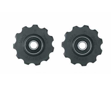 Tacx T4050 11-tooth derailleur wheels black