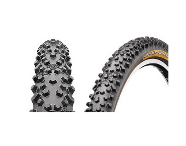 Continental Vertical mountain bike tyre black