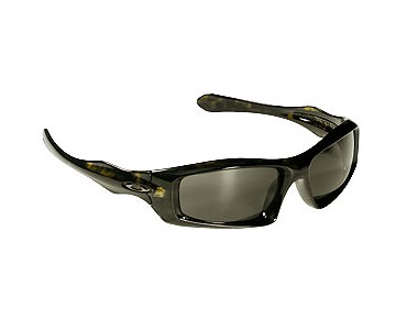 92d2432244 Oakley Monster Pup Brown Smoke Tungsten Iridium Polarized