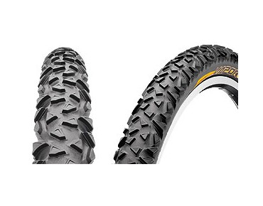 Continental Vapor mountain bike - copertone schwarz
