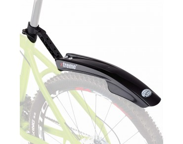 Xtreme Dirt Blocker DH MTB rear mudguard schwarz