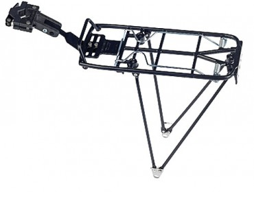 Pletscher Quick-Rack system carrier black