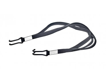 ROSE bungee cord with hooks black