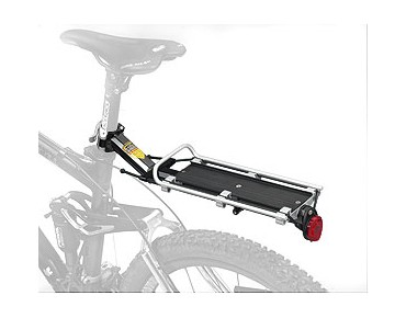 TOPEAK MTX Beam Rack V-Type seat post rack schwarz