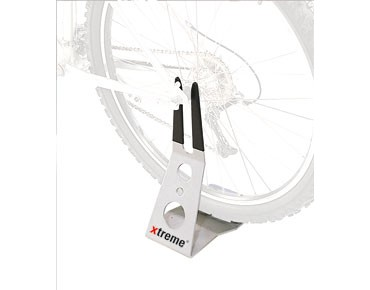 Xtreme Stand-Art bike stand silber