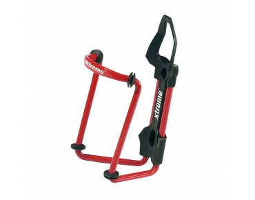 Xtreme Multi Cage bottle cage red