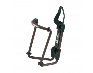 Xtreme Multi Cage bottle cage schwarz