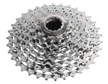 SHIMANO XT CS-M770 9-speed cassette