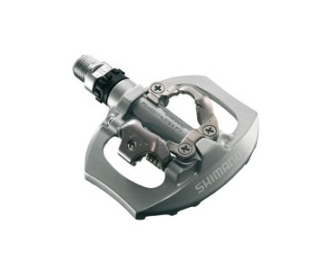 SHIMANO SPD PD-A530 pedals silver