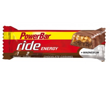 RIDE ENERGY PowerBar Chocolate-Caramel