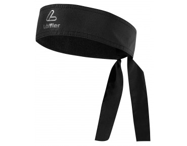 Löffler WINDSTOPPER headband black