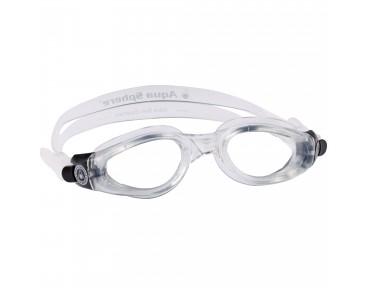 Aqua Sphere Kaiman swimming goggles transparent/clear lens