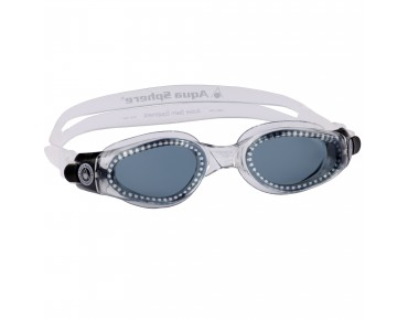 Aqua Sphere Kaiman swimming goggles transparent/grey lens